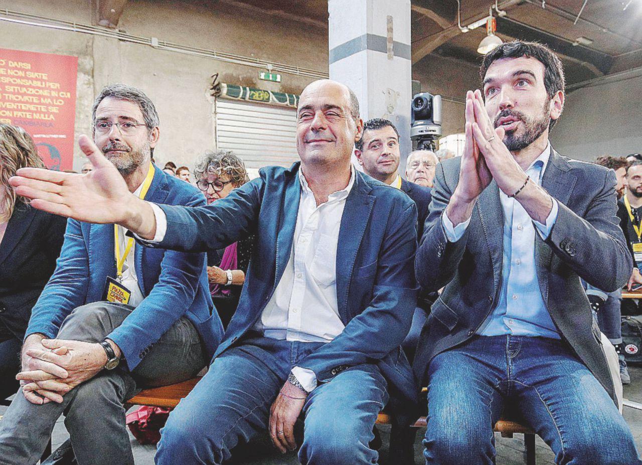 Pd, nei circoli Zingaretti vola e la mozione Martina si sfalda