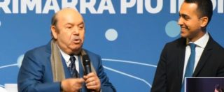"""Di Maio presenta Lino Banfi: """"All'Unesco per il governo"""". E lui: """"Prima solo plurilaureati. Che c'entro io? Porto il sorriso…"""""""