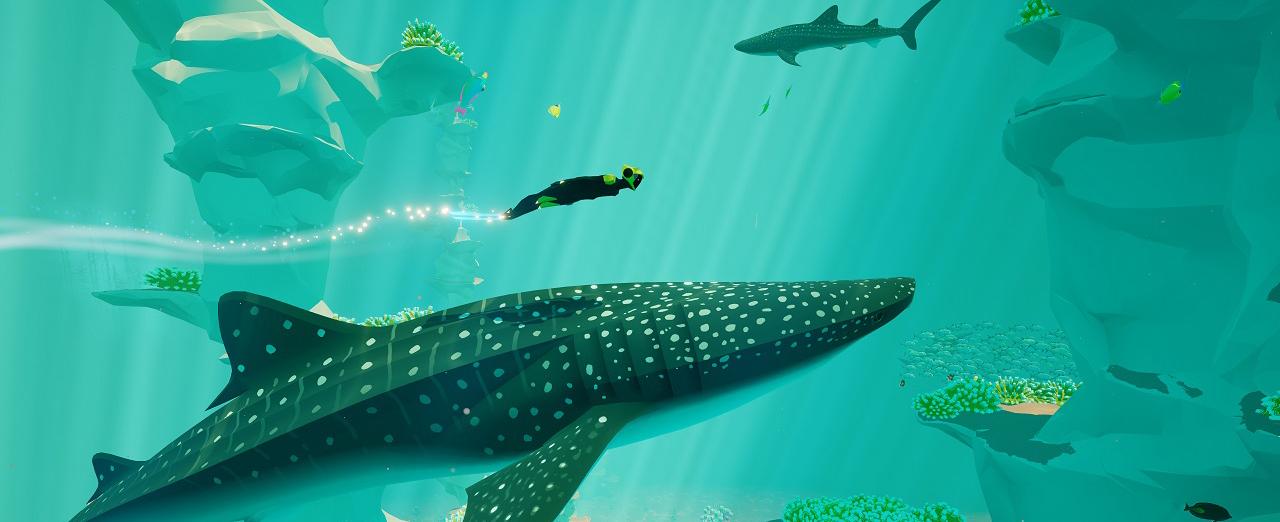 Abzu, il viaggio nel profondo dei mari di Giant Squid è arrivato su Nintendo Switch – la nostra prova