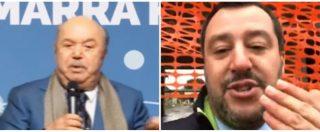 """Lino Banfi nella commissione Unesco, l'ironia di Salvini: """"E Jerry Calà? E Pozzetto? E Smaila? Apriamo il dibattito"""""""