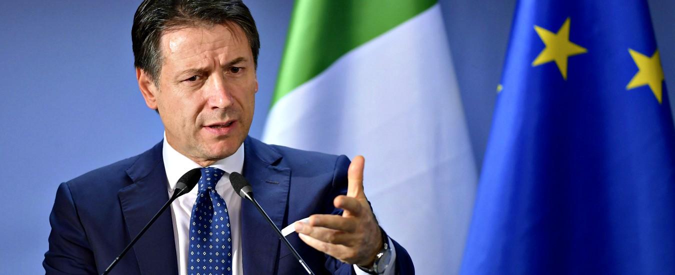 """Pil, Conte: """"Mi aspetto nuovo calo, ma poi una ripresa a fine anno"""". Palazzo Chigi: """"Colpa dei fallimenti del passato"""""""