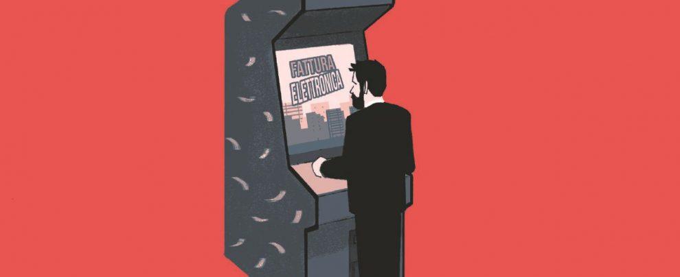 E-fattura, il falso mito della lotta all'evasione