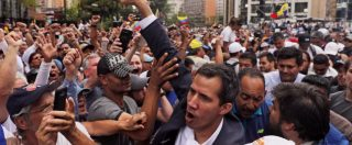 Juan Guaidó, chi è il deputato che si è autoproclamato presidente ad interim del Venezuela