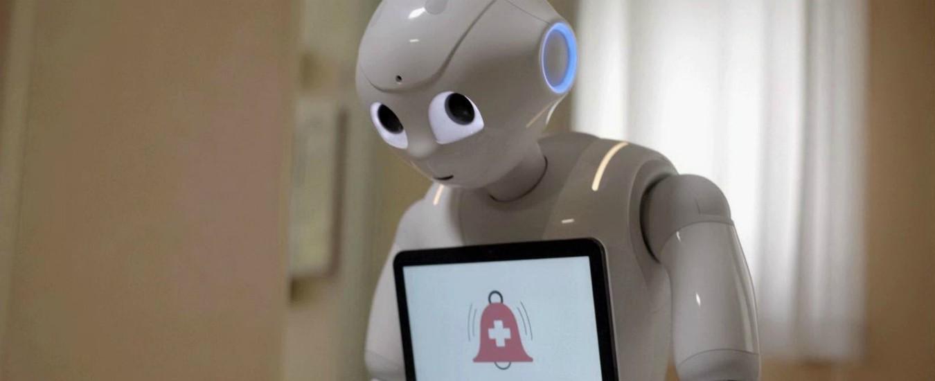 Robot umanoidi pronti a entrare in corsia: al via sperimentazione di almeno due anni a San Giovanni Rotondo