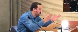 """Sophia, Salvini replica a governo tedesco: """"Se qualcuno si sfila ce ne faremo una ragione. A noi va bene, ci fa un favore"""""""