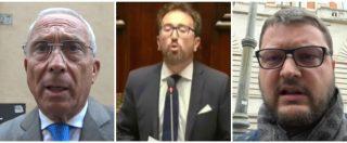 """Dopo i fischi in aula, da Pd e Forza Italia nuove accuse a Bonafede per le frasi contro la corruzione: """"Se ha notizie di reato vada in Procura"""""""