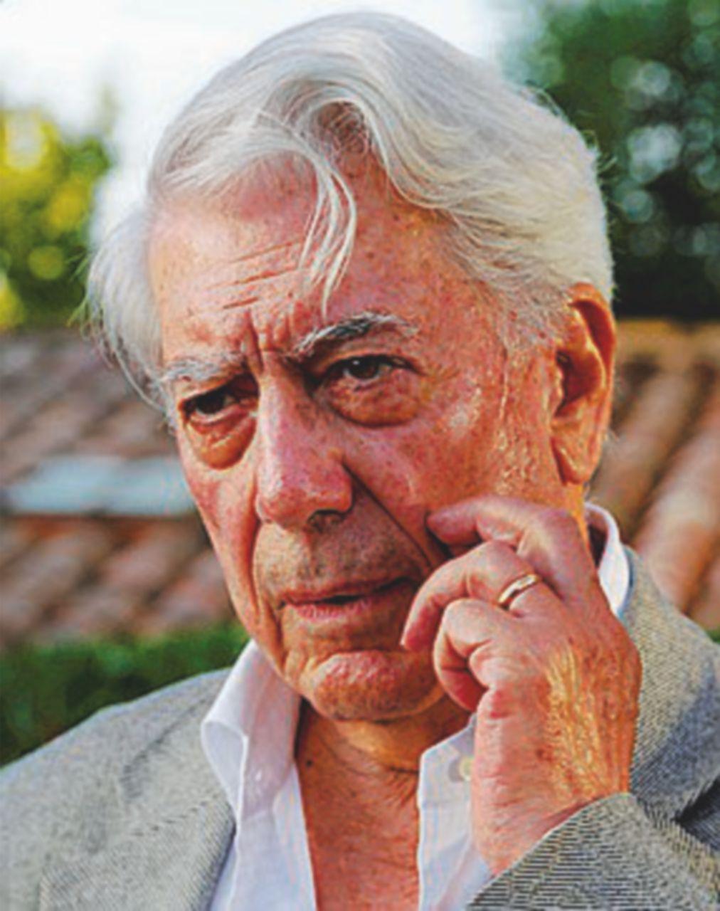 Vargas Llosa lascia il club della penna