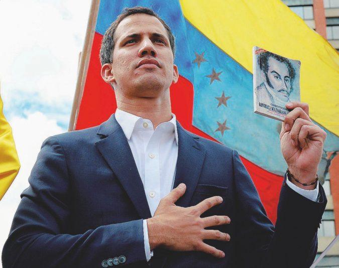 "Trump ""sfiducia"" Maduro"