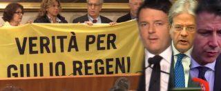 """Giulio Regeni 2016-2019. I tre anni di proclami politici """"per la verità"""", da Renzi a Salvini-Di Maio (videoblob)"""