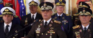 """Venezuela, esercito si schiera con Maduro """"Quello di Guaidò è un colpo di Stato"""". Nelle proteste 14 morti e 280 arresti"""