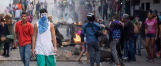 """Venezuela, Conte: """"Temo escalation di violenza"""". Germania: """"Ora elezioni libere"""""""