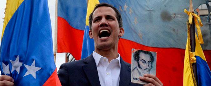 Venezuela, Ue riconosce Guaidò presidente ad interim. Si astengono M5s e Lega. E a sorpresa 6 eurodeputati Pd