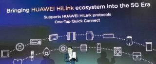 Huawei presenta Balong 5000, il modem 5G per smartphone e altri accessori hi-tech
