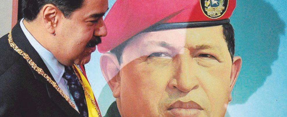 Il tic degl'imperialisti: disarcionare Maduro nuova farsa di Trump