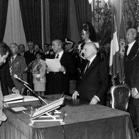Giuramento del primo governo Berlusconi