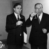 Fedele Confalonieri and Dell'Utri