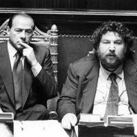 Silvio Berlusconi e Giuliano Ferrara
