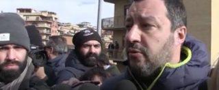 """Salvini: """"Tav? I miei tecnici mi hanno dato numeri che dimostrano che l'opera va completata. Serve all'Italia"""""""