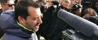 """Diciotti, la retromarcia di Salvini sul processo. Solo 2 giorni fa diceva: """"Sono pronto, non ho bisogno di protezione"""""""