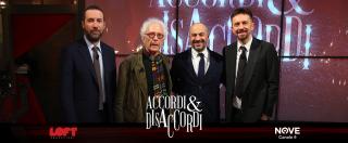 """Accordi&Disaccordi (Nove), Paragone (M5s): """"Caso Salvini-Diciotti? Noi non abbiamo mai negato alla giustizia nessuno: andiamo in linea. E anche la Lega potrebbe sorprendere tutti"""""""