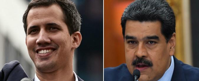 """Venezuela, Guaidò: """" No a mediazione di Messico e Uruguay. Elezioni subito"""". Maduro: """"Questo è un golpe degli Usa"""""""
