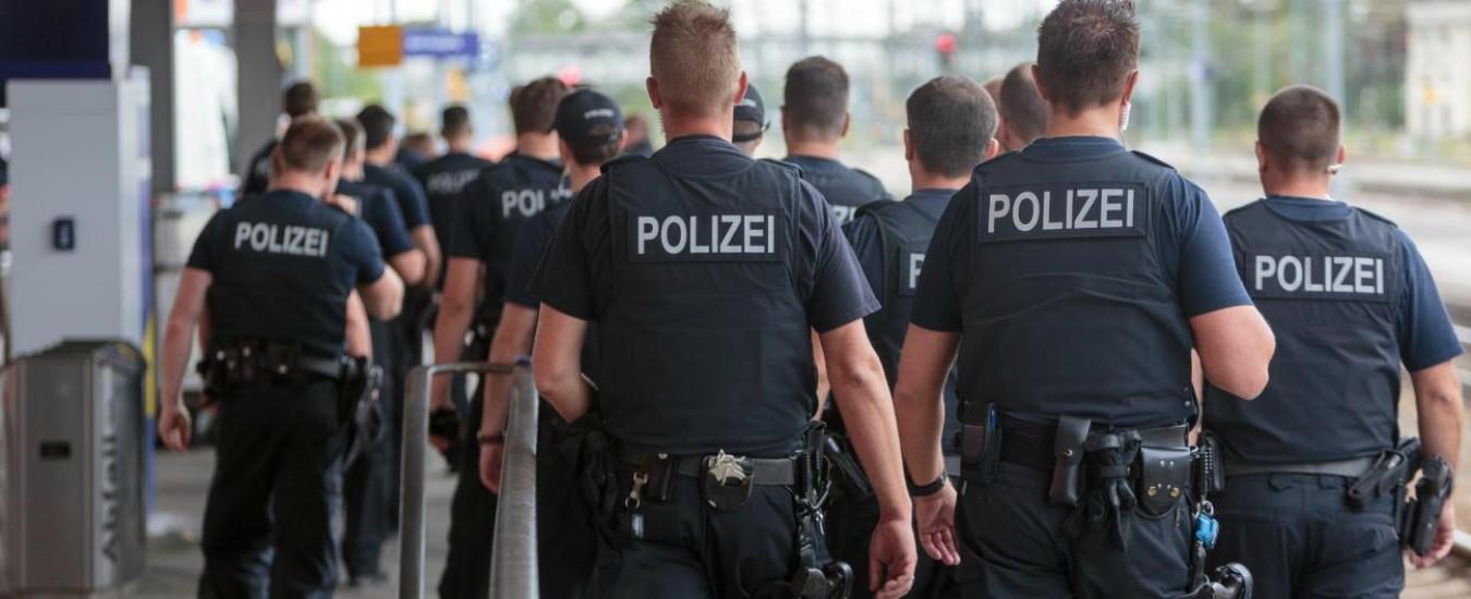 Francoforte, allarme bomba: evacuate 500 persone da un treno diretto a Kiel