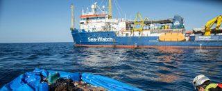 """Sea Watch, la Cei si offre di accogliere i minori a bordo della nave. Olanda: """"Respingete gli irregolari e collaboriamo"""""""