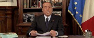 """Europee, 25 anni dopo Berlusconi (ri)scende in campo: """"L'Italia è il paese che amo…"""". E attacca: """"M5S pericolosi"""""""