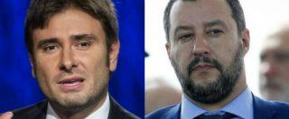 """Di Battista contro Salvini: """"Ultimatum al Venezuela? Una stronzata. Ridicolo come Macron qualsiasi"""". Lui: """"Parla a vanvera"""""""