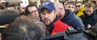 """Diciotti, Salvini: """"Deciderà il Senato, sono tranquillo. M5S vota autorizzazione a procedere? Non ci saranno crisi"""""""