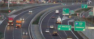 """Autostrade, Confindustria contro il nuovo sistema dei pedaggi: """"Rischio contenzioso e blocco investimenti"""""""