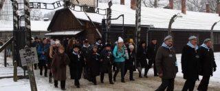 Giornata della Memoria, gruppo di neonazisti tenta di entrare nel campo di Auschwitz durante le celebrazioni