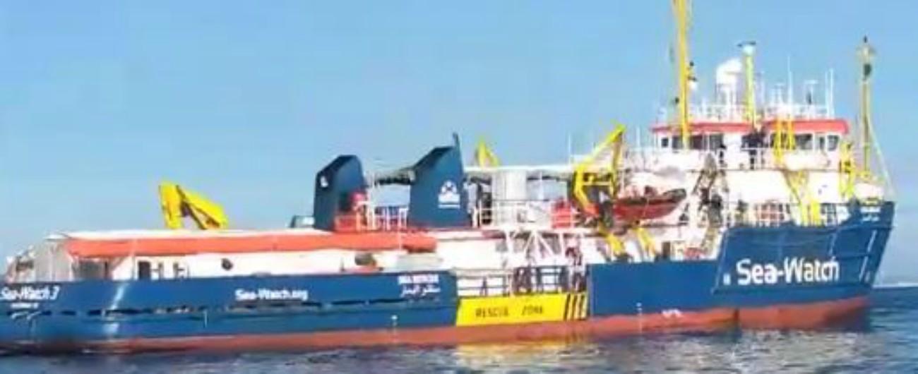 """Sea Watch, accordo tra 5 Paesi Ue per redistribuzione dei migranti. Conte: """"Tra poche ore inizierà lo sbarco"""""""