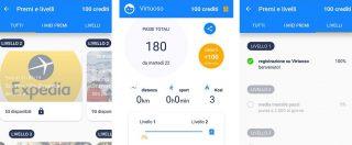 Healthy Virtuoso, l'app italiana che incentiva a muoversi per migliorare il proprio stile di vita