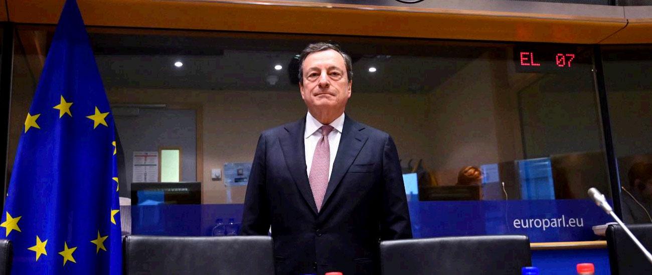 """Draghi: """"Paese perde sovranità se debito fuori controllo. Italia cresce meno di altri, ma presto per parlare di correzioni"""""""