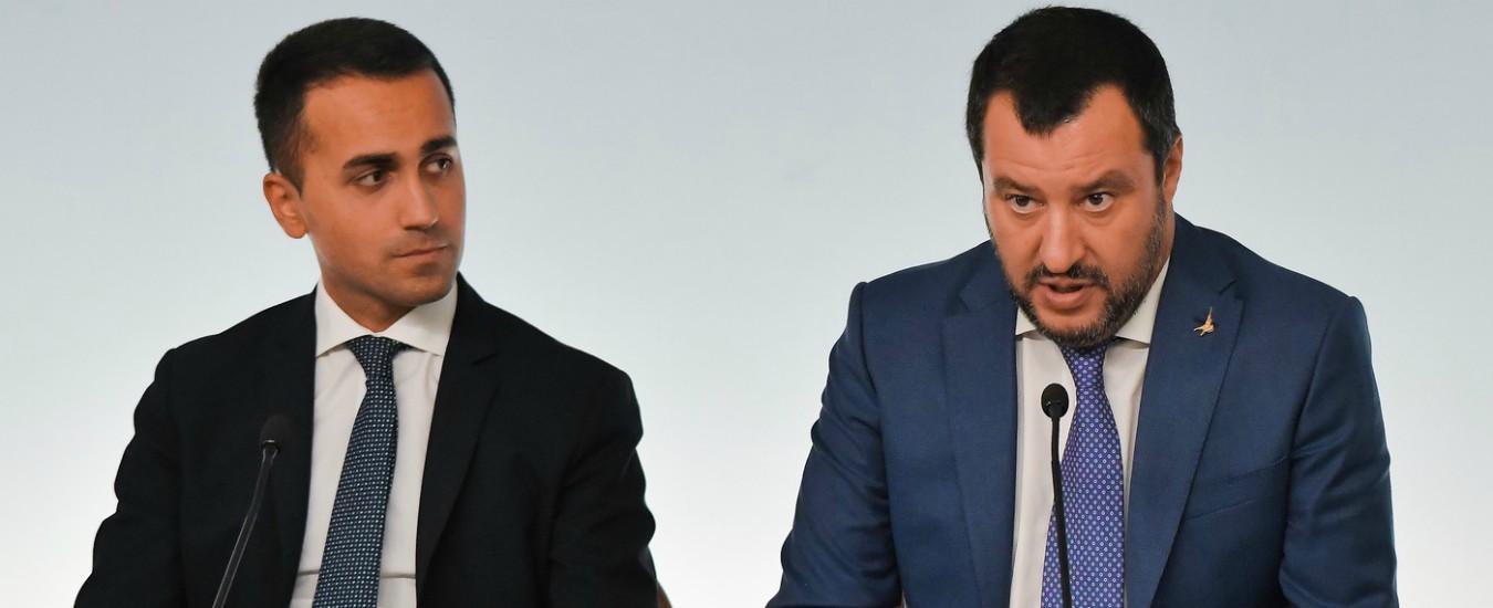 """Tav, lettera di Palazzo Chigi a Telt. Salvini: """"Importante dare un segnale di partenza"""" Di Maio: """"Si va verso soluzione positiva"""""""