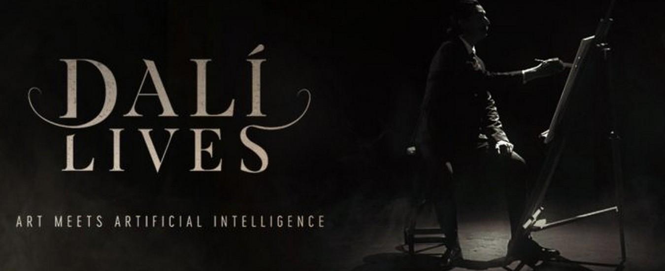 L'Intelligenza Artificiale fa rivivere Salvador Dalì, guida digitale d'eccezione nel museo in Florida a lui dedicato