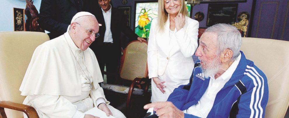 """Francesco ormai è di sinistra come noi teologi ribelli"""