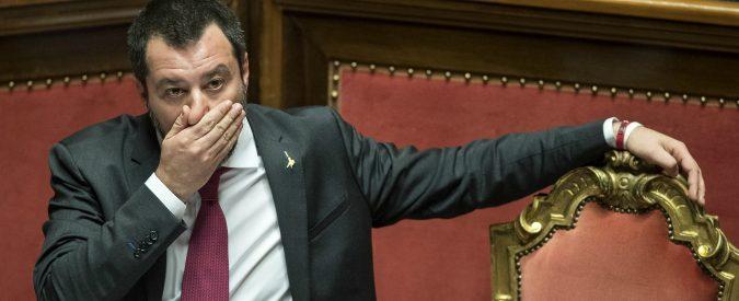 Migranti, Salvini tutela l'interesse della Lega contro l'interesse dello Stato