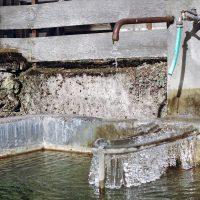 Fontana a Cibiana