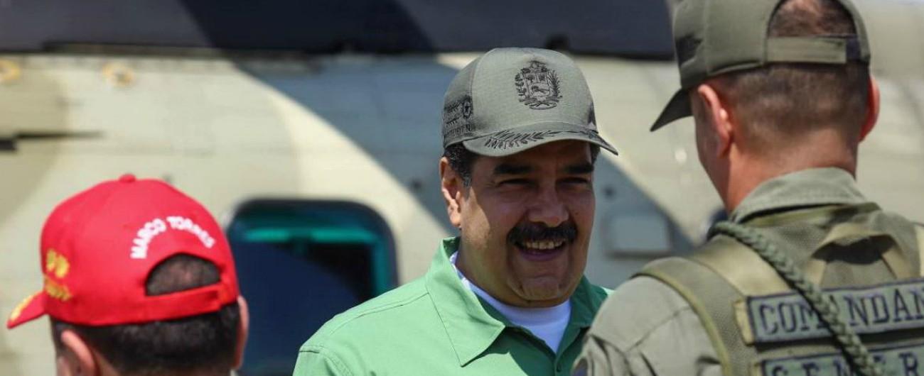 """Venezuela, Maduro: """"Pronto al dialogo con l'opposizione, ma no a nuove elezioni presidenziali. Trump vuole uccidermi"""""""