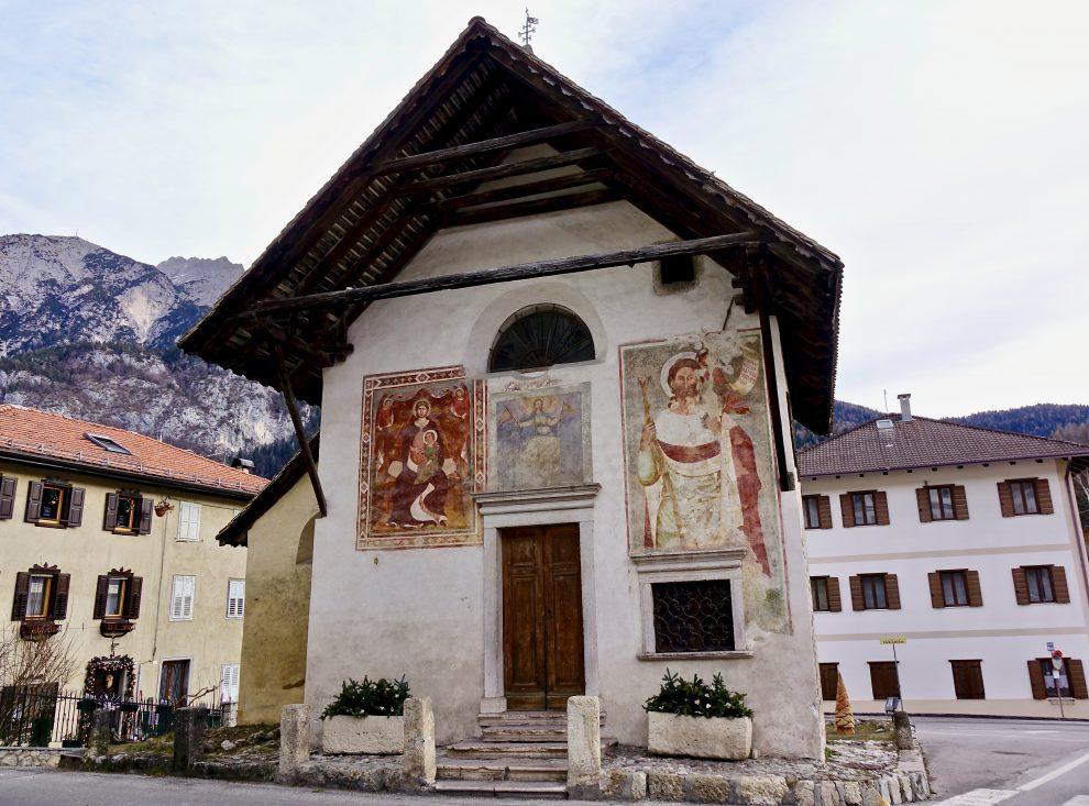Vigo di Cadore-Sant'Orsola