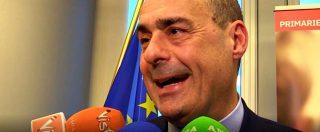 Pd, Zingaretti non molla la Regione Lazio. La candidatura in Ue? Solo in una lista di campioni in cui i big mettano la faccia