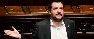 """Diciotti, Salvini: """"Mi aspetto il voto del M5s? No, dell'intero Senato. Apprezzo le parole di Conte ma non le ho chieste io"""""""