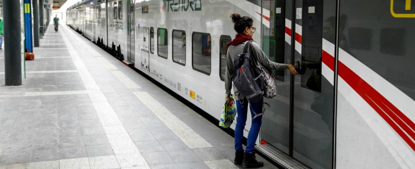 """Treni, più pendolari dove si investe. """"Le sfide? Sud e mobilità sostenibile in Pianura Padana"""""""