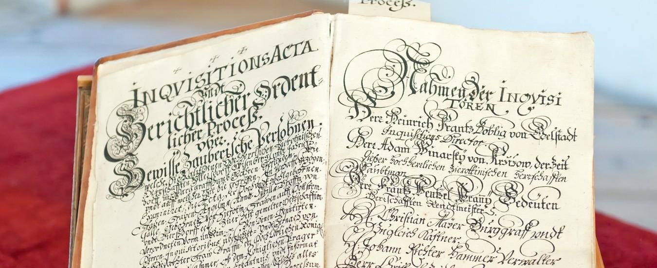I manoscritti antichi diventano digitali grazie al progetto READ della Commissione Europea