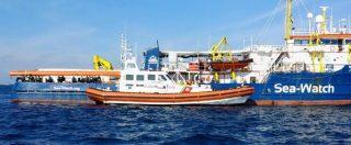 """Sea Watch, procura di Roma invia carte a Siracusa: """"Ipotesi sequestro di persona"""". Agrigento dissequestra nave Mare Jonio"""