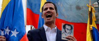 Venezuela, Guaidó si appella all'Italia. Palazzo Chigi: 'Elezioni prima possibile'. Fonti: 'Stop Roma a riconoscimento Ue'
