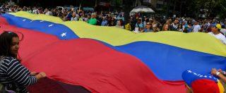 Venezuela, scarcerata dopo otto giorni l'attivista italiana Laura Beatriz Gallo