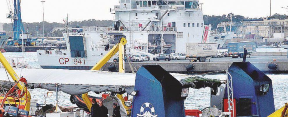 Ispezione a bordo per cinque ore. Nessun sequestro per la nave Ong